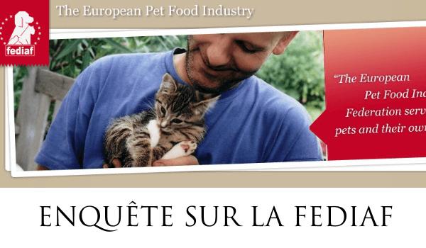 aliment chien animaux de compagnie vétérinaires FEDIAF sous-produits animaux, carnivores chiens chats croquettes pet food