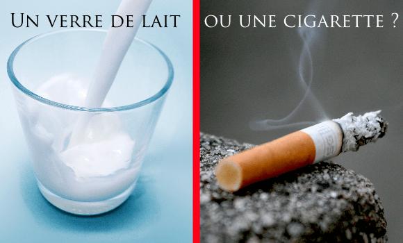 lait danger santé cigarette tabac tabagisme clope cancer du sein études scientifiques produits laitiers